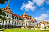 Top những cung điện hoàng gia tuyệt đẹp ở Thái Lan
