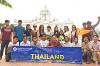 Tour du lịch Thái Lan giá bao nhiêu tiền?