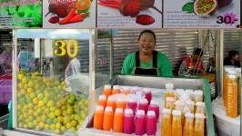 Ứa nước miếng với ẩm thực đường phố Thái Lan