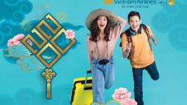 Ưu đãi đặc biệt vé máy bay Tết chỉ từ 499k (đã gồm thuế, phí) của Vietnam Airlines