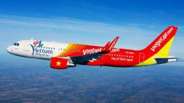 Ưu đãi giá vé từ Vietjet nhân dịp khai trương đường bay mới