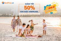 [ƯU ĐÃI LÊN TỚI 50%] Bùng nổ mùa hè cùng Vinpearl