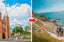 Vé máy bay giá rẻ từ Hồ Chí Minh đến Bình Định