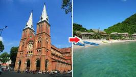 Vé máy bay giá rẻ từ Hồ Chí Minh đến Hải Phòng