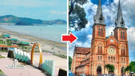Vé máy bay giá rẻ từ Vinh đến Hồ Chí Minh