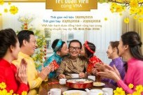 Vé máy bay Tết 2016 Vietnam Airlines, Vietjet Air, Jetstar