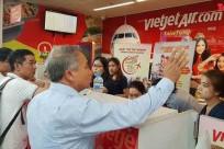 Vietjet Air thông báo hủy chuyến các chặng đi Đông Nam Á, Đông Bắc Á