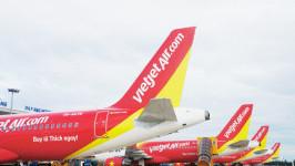 Vietjet Air thông báo tạm dừng các đường bay quốc tế từ 24/04 - 31/05/2020