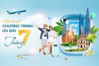 [Vietnam Airlines] Cập nhật các chính sách mới và chương trình ưu đãi trong tháng 7