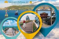 Vietnam Airlines giảm giá vé quý 1 siêu sốc chỉ từ 199.000đ