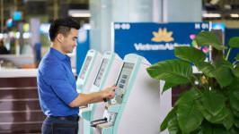 Vietnam Airlines khuyến cáo khách hàng làm thủ tục sớm tại sân bay