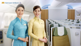 """Vietnam Airlines khuyến mại chương trình """"Mùa thu vàng"""" 2016"""