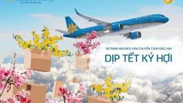 Vietnam Airlines nhận vận chuyển đào, mai đón Tết Canh Tý 2020