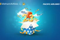 [Vietnam Airlines & Pacific Airlines] TẶNG NGAY 1 kiện 23kg hành lý ký gửi cho vé hạng Phổ Thông Tiết Kiệm