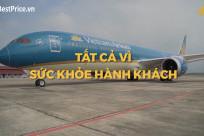 (Vietnam Airlines) TẤT CẢ VÌ SỨC KHỎE HÀNH KHÁCH