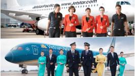 Vietnam Airlines và Jetstar mở bán vé máy bay Tết 2019 đợt tăng cường