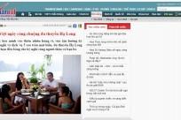 Vietnamnet.vn: Khách Việt ngày càng chuộng du thuyền Hạ Long