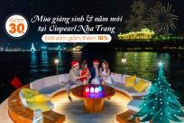 Vui mùa lễ hội, giảm giá gấp bội tại Vinpearl Nha Trang