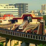 Kinh nghiệm di chuyển bằng MRT ở Singapore