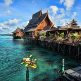 Những địa điểm không thể bỏ qua khi du lịch Indonesia