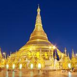 Những ngôi chùa linh thiêng nổi tiếng nhất Myanmar