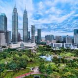 Niềm kiêu hãnh mang tên Tháp đôi Petronas.