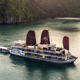 Top 5 du thuyền Hạ Long được yêu thích nhất