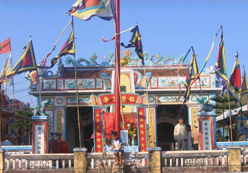 Lễ hội làng An Hải - Quảng Ngãi