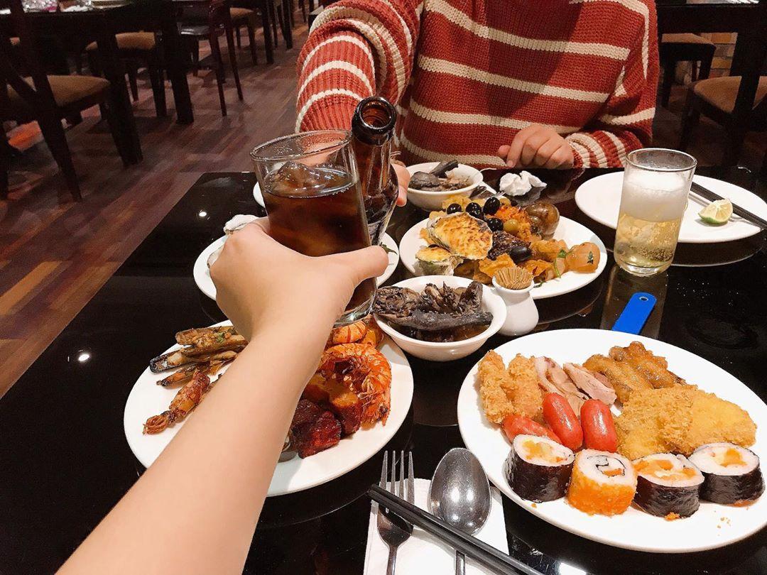 Nhà hàng Sen Tây Hồ nằm trong top 10 quán ăn ngon ở Hồ Tây Hà Nội