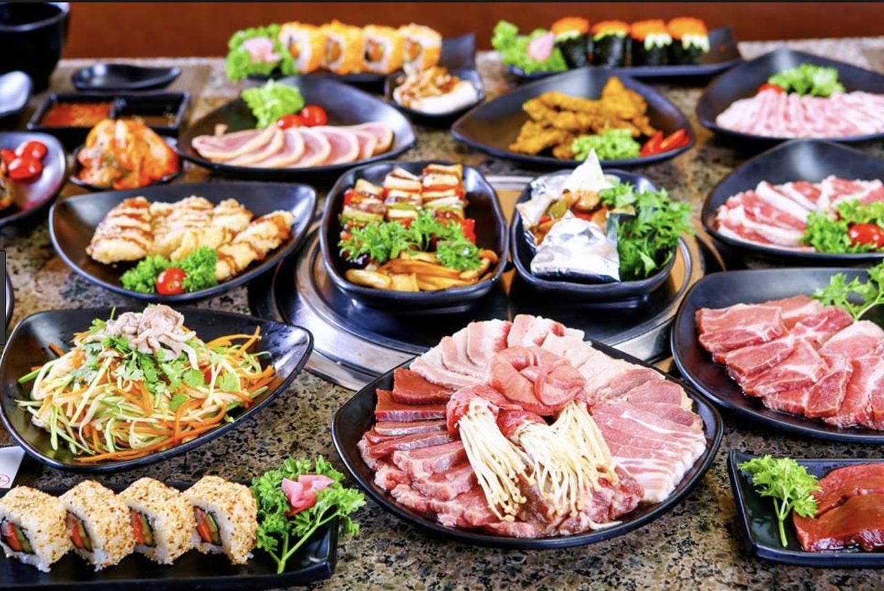 Quán nướng ngon rẻ ở Sài Gòn phong cách Nhật