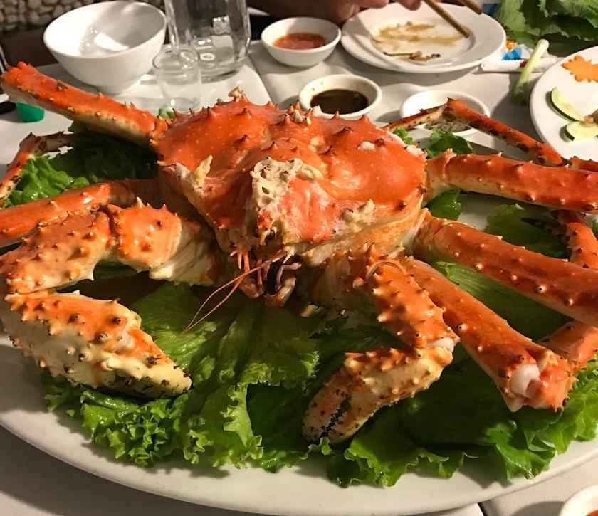Nhà hàng 4U - Quán hải sản ngon ở Mỹ Khê Đà Nẵng giá rẻ