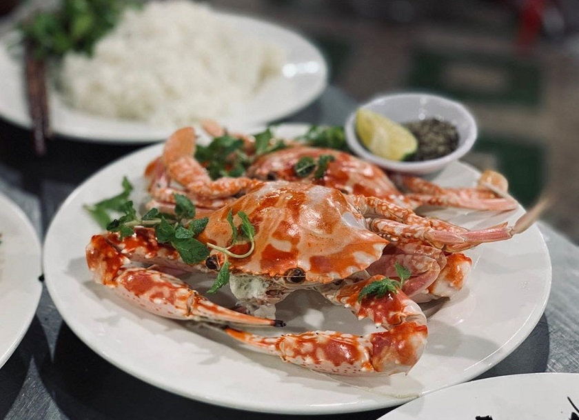 Hải sản Bé Biển - Quán hải sản ngon ở Mỹ Khê Đà Nẵng được yêu thích nhất