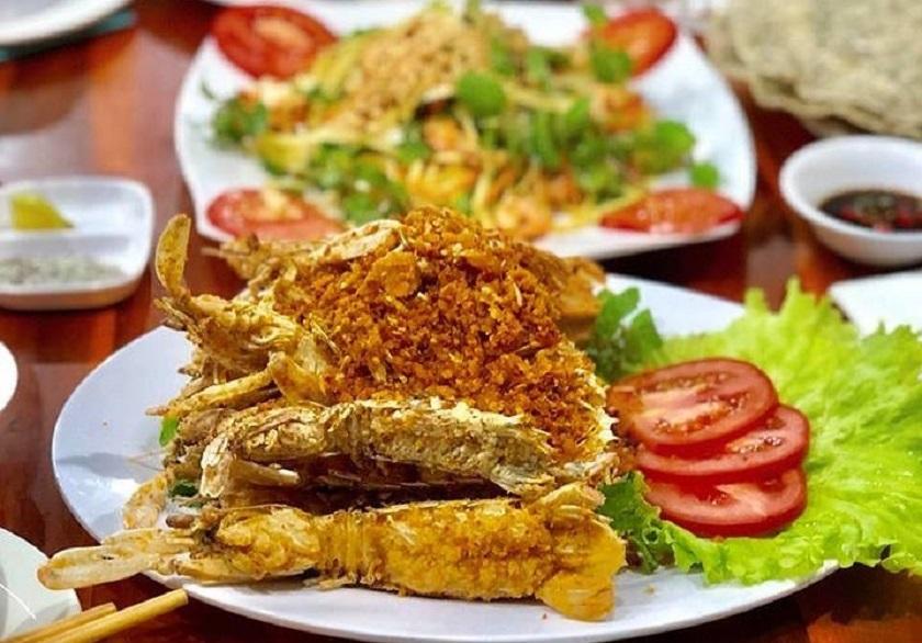 Nhà hàng Biển Rạng - Quán hải sản ngon ở Mỹ Khê Đà Nẵng hấp dẫn nhất