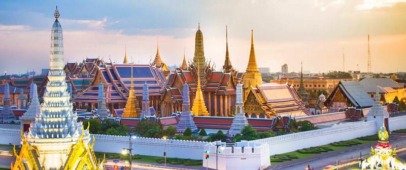 Chùa Wat Phra Kaew Thái Lan