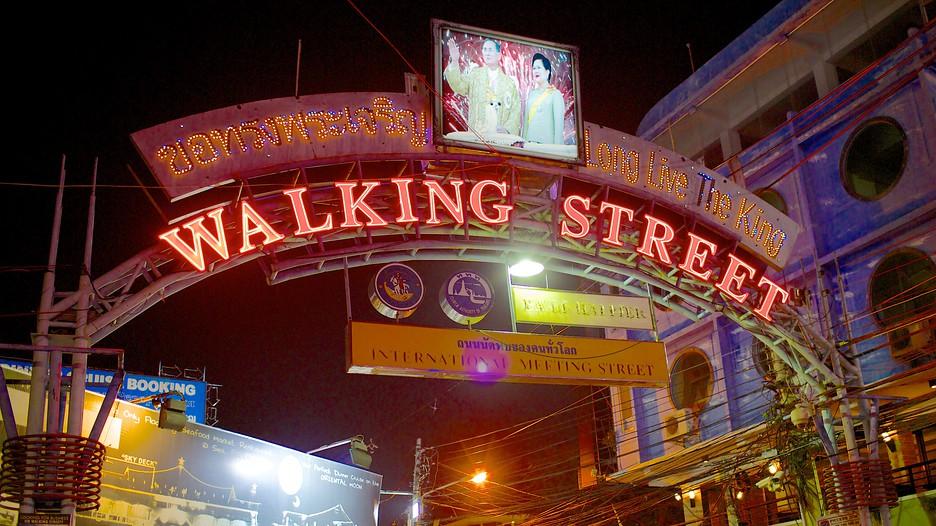 Đặt phòng ở gần khu phố đi bộ Walking Street, Pattaya để thỏa thích vui chơi buổi tối