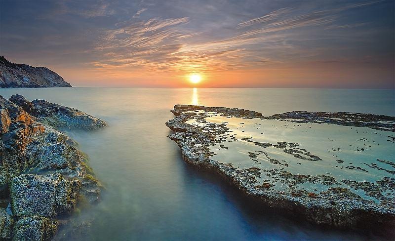 Hang Rái, thác trên biển duy nhất ở Việt Nam