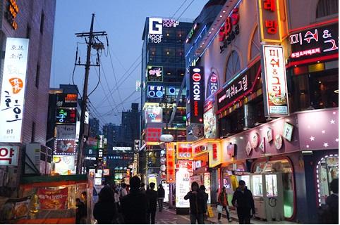 Gangnam- khu ăn chơi nổi tiếng bậc nhất ở Seoul