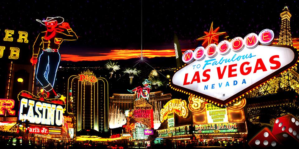 Las Vegas lung linh về đêm