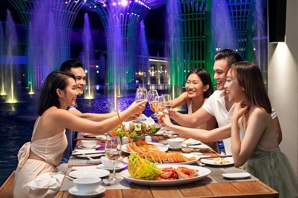 Tận hưởng kỳ nghỉ tuyệt vời tại VinOasis Phú Quốc 5*