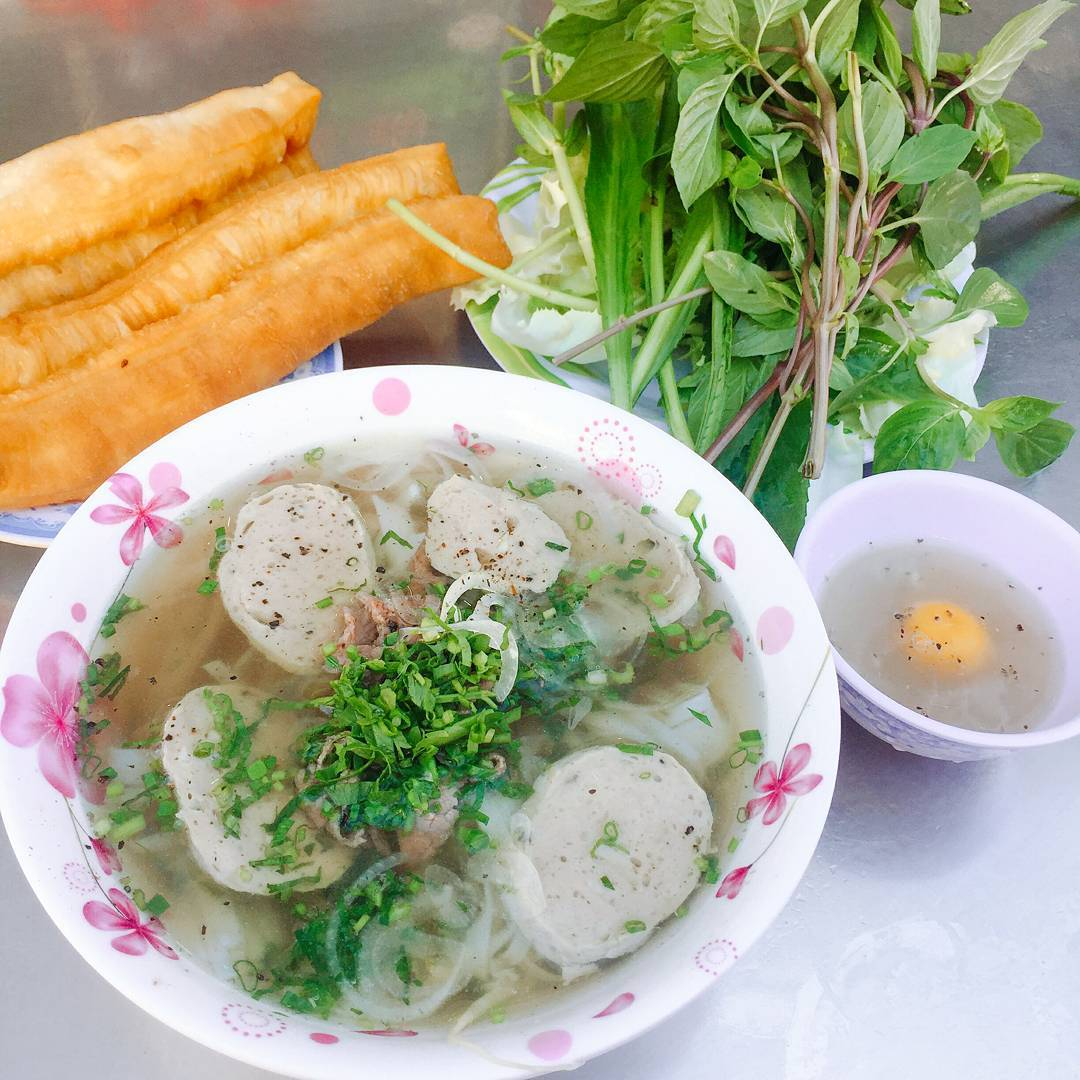 Phở nằm trong danh sách các món ăn ngon ở Đà Lạt