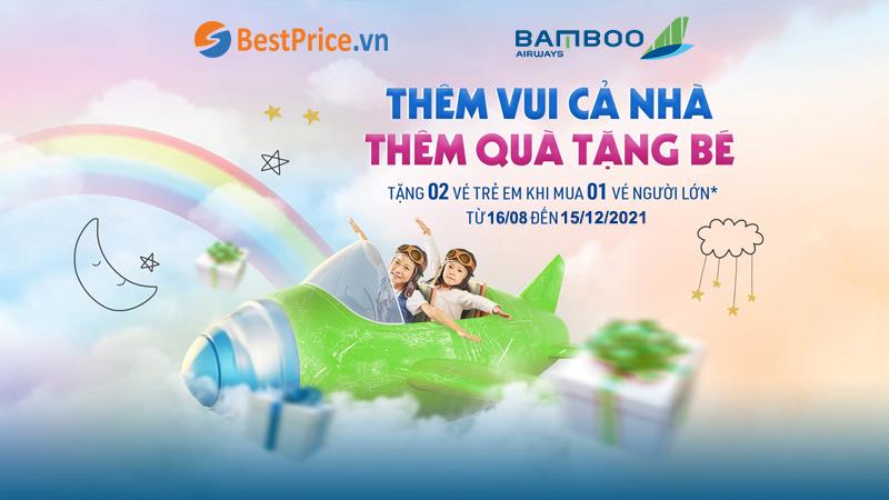 Bamboo Airways gia hạn chương trình