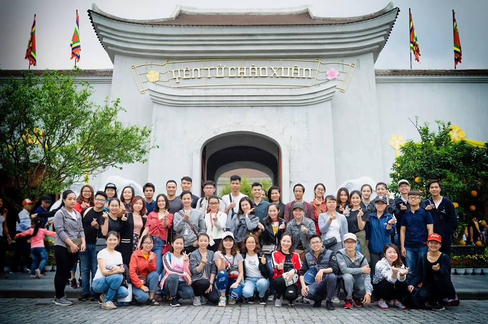 Công ty du lịch BestPrice du xuân Yên Tử