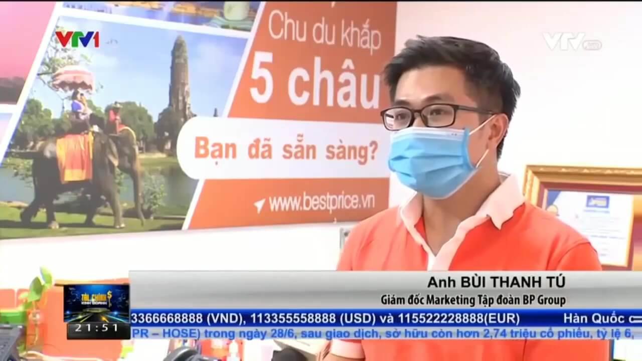 BestPrice.vn trả lời VTV về gói hỗ trợ 26.000 tỷ cho doanh nghiệp và người lao động