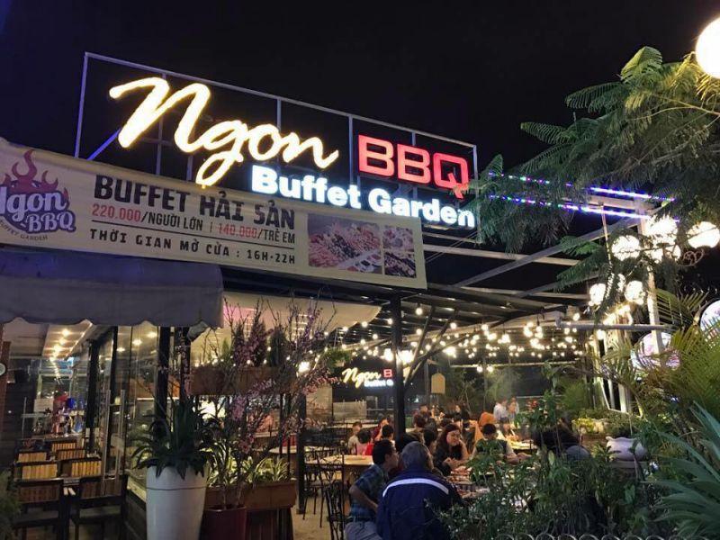 Quán nướng buffet BBQ tại Đà Lạt