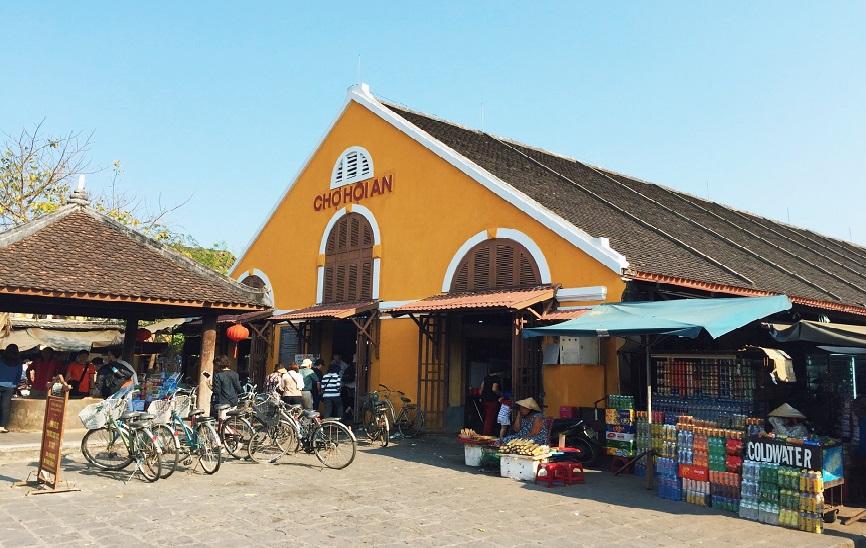 Chợ Hội An