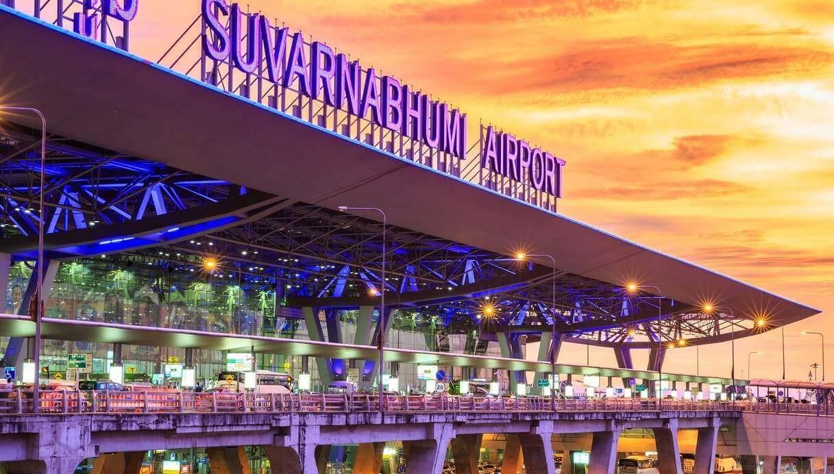 Sân bay quốc tế Suvarnabhumi tại Thái Lan