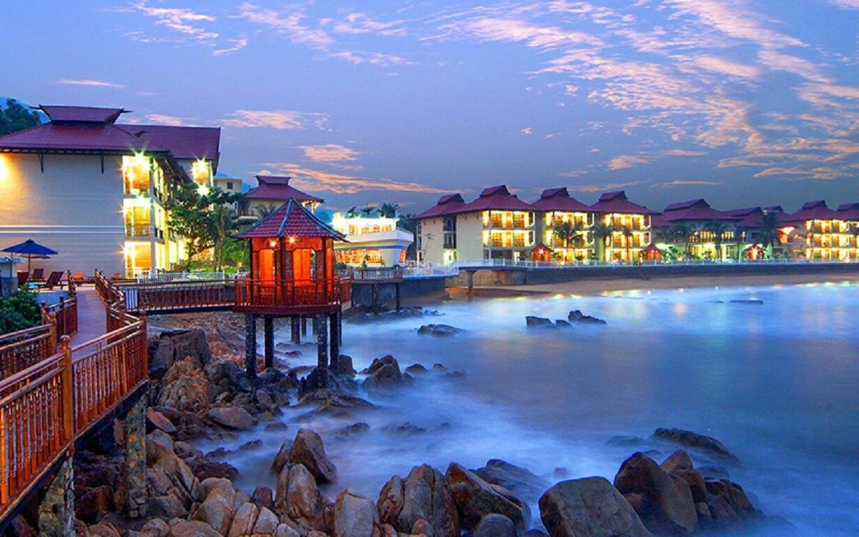 Royal Hotel & Healthcare Resort Quy Nhơn - điểm đến của những bàn chân mỏi mệt
