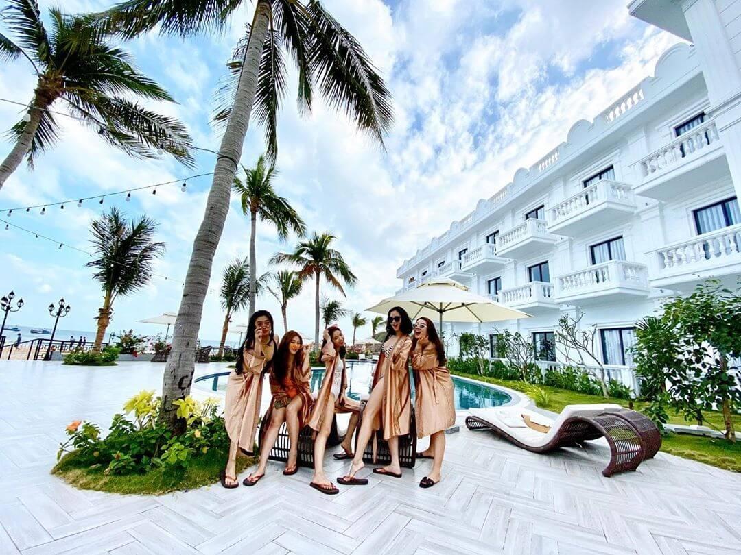 Tận hưởng vẻ đẹp của biển tại khách sạn Seaside Boutique Resort Quy Nhơn