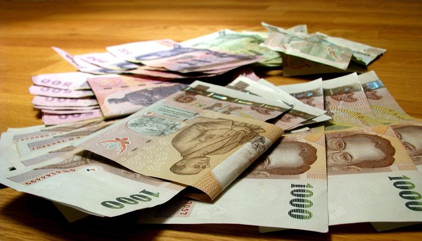 Tiền Baht Thái Lan