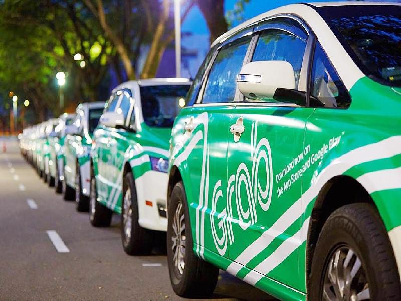 Grab được ưa chuộng hơn Taxi ở Singapore
